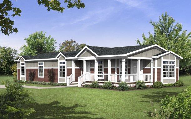 Modular House Exterior